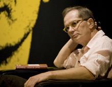 Josef Winkler liest am tonhof<br> tag. 12. juli 2013<br>zeit. 20:00<br>ort. tonhof-stadel<br><br>ICH REISS MIR EINE WIMPER AUS…