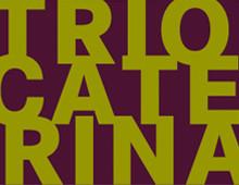tonhof 14<br> tag. 15. märz 2014<br>ort. tonhof<br>Trio Caterina