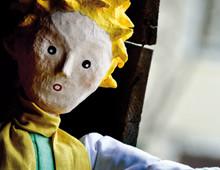 tonhof 17<br>Der kleine Prinz<br>10. – 13. august 2014<br>jeweils 17.oo uhr<br>