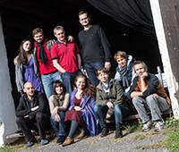 Kammermusik2016 <br>Neun KünstlerInnen. Zehn Tage.<br>Sieben Konzerte.<br>22. bis 29. Oktober 2016<br>Tonhof/Künstlerhaus<br>Dom zu Maria Saal<br>